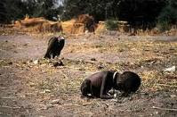 o abutre e a criança by Kevin Carter